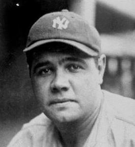 Photo of Babe Ruth